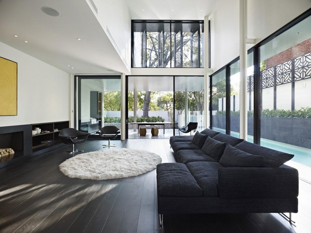 Living Room Decor with a Black Velvet Sofa Living Room Decor with a Black Velvet Sofa Living Room Decor with a Black Velvet Sofa 22