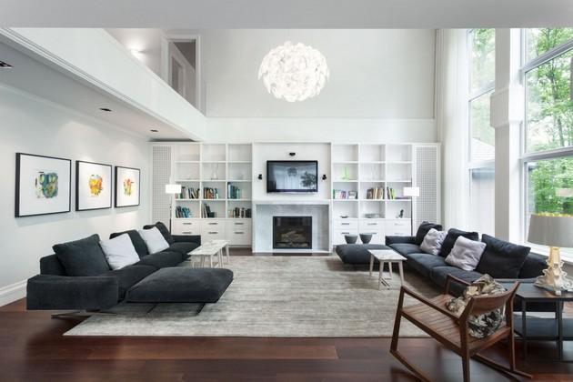 Living Room Decor with a Black Velvet Sofa Living Room Decor with a Black Velvet Sofa Living Room Decor with a Black Velvet Sofa 71