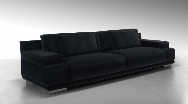Living Room Decor with a Black Velvet Sofa Living Room Decor with a Black Velvet Sofa Living Room Decor with a Black Velvet Sofa Artu Sofa e1420625722416
