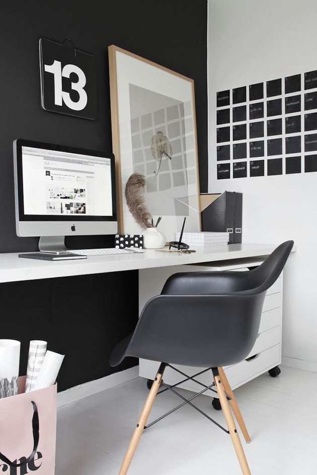 Exclusive Design Brands: The Best Furniture for a Luxury Black Home Office