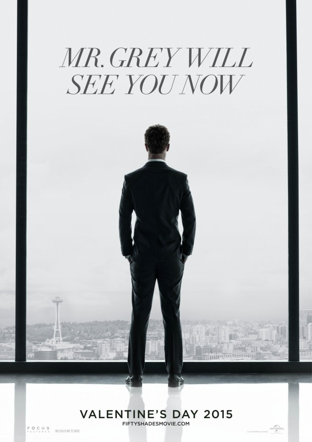 50 Shades of Grey: Get the Best Inspiration Ideas 50 Shades of Grey: Get the Best Inspiration Ideas from Christian Grey's Apartment fifty shades of grey poster1 e1423218075340