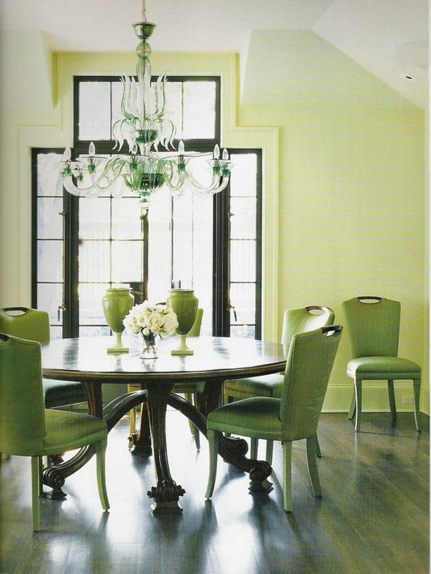 the best green room ideas for your home The Best Green Room Ideas for your Home Room Decor Ideas Dining Room Ideas Room Decor 1