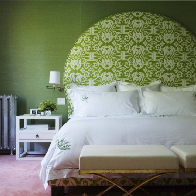 The Best Green Room Ideas for your Home – Green Bedroom Decor