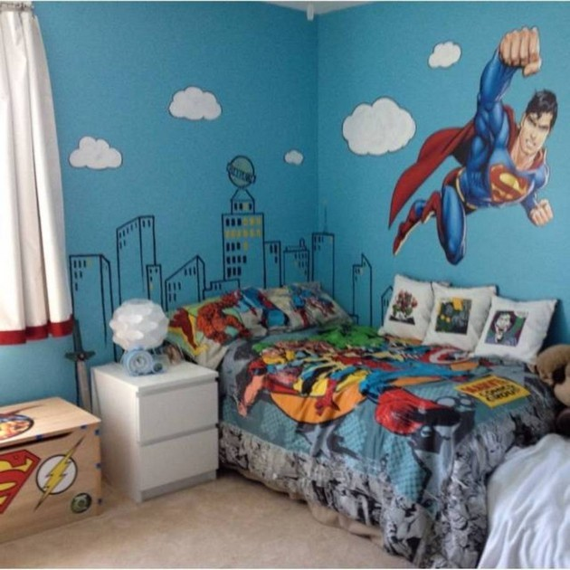 Bedroom Ideas: 50 Boys Bedroom Decor