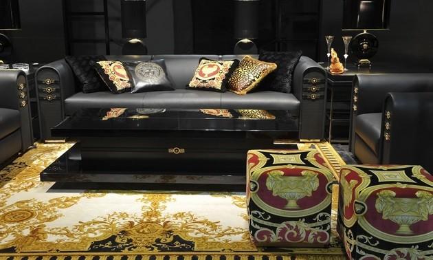 The Best Fashion Designers Become Interior Designers The Best Fashion Designers Become Interior Designers Room Decor Ideas Room Ideas Fashion Designers Interior Designers Top Design Brands Versace Home 1 e1427191774586