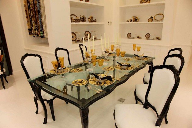 The Best Fashion Designers Become Interior Designers The Best Fashion Designers Become Interior Designers Room Decor Ideas Room Ideas Fashion Designers Interior Designers Top Design Brands Versace Home 2