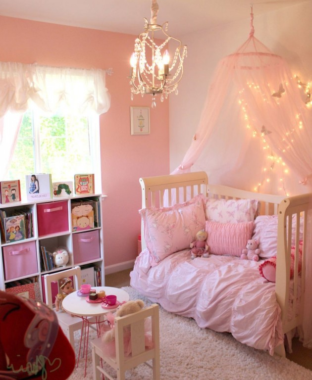 Bedroom Ideas: 50 Girl Bedroom Decorating Ideas