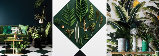 green for spring: the best room ideas and fashion trends Green for Spring: The Best Room Ideas and Fashion Trends Room Decor Ideas Room Ideas Green Fashion Trends Green