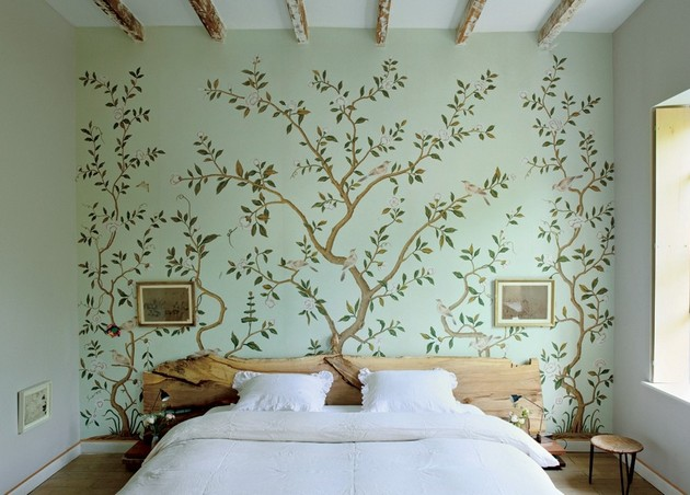 Bedroom Ideas: The most Beautiful Wallpapers for a Spring Bedroom Decor