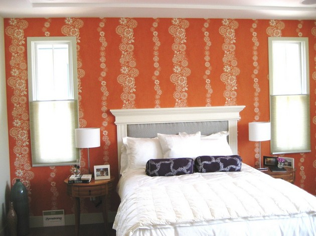 Bedroom Ideas: The most Beautiful Wallpapers for a Spring Bedroom Decor 40 beautiful wallpapers for a spring bedroom decor 40 Beautiful Wallpapers for a Spring Bedroom Decor Room Decor Ideas Bedroom Decor Wallpaper Bedroom Ideas Beautiful Wallpaper Spring Wallpaper Room Ideas 29