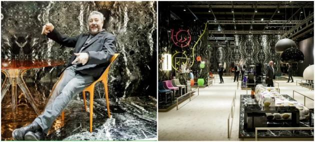 Milan Design Week: First Day in iSaloni Milan Design Week: First Day in iSaloni Milan Design Week: First Day in iSaloni Room Decor Ideas Italian Room Ideas iSaloni Milan Design Week First Day iSaloni 2015 Philippe Starck Stand e1429096565702