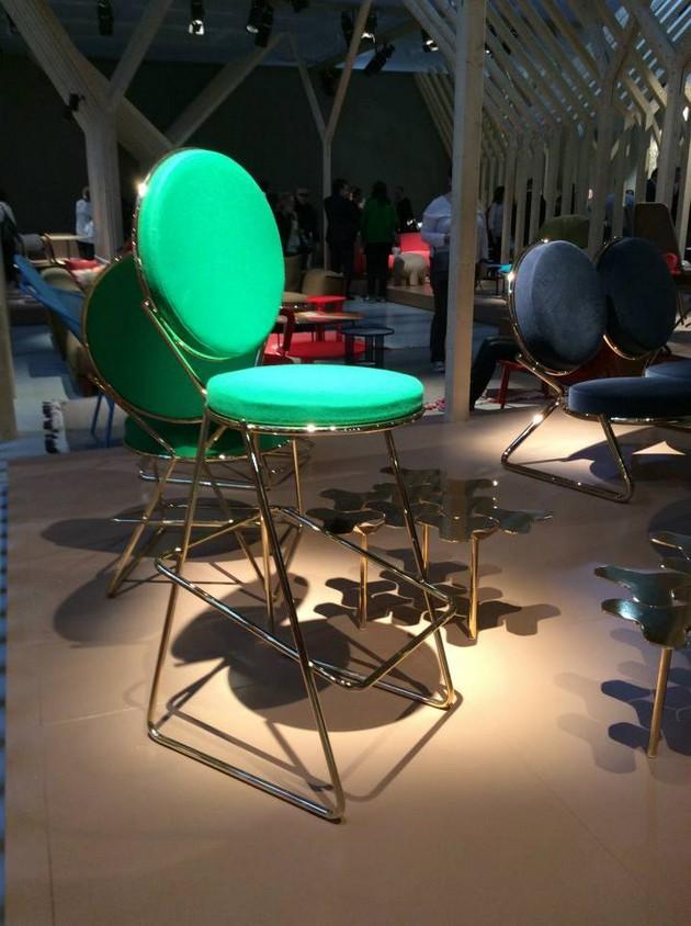 Room Decor Ideas Milan Design Week Top Exhibitors in iSaloni Room Ideas Moroso Stand 2