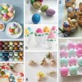 DIY Decorating: 50 Easter Eggs Decor Ideas
