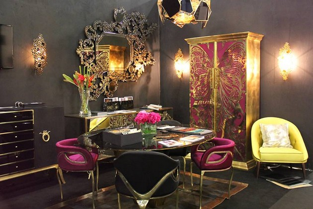 Luxury Design Trends from M&O Americas 2015 luxury design trends from maison objet americas 2015 Luxury Design Trends from Maison Objet Americas 2015 Room Decor Ideas Luxury Room Ideas Trends at Maison Objet Americas 2015 1