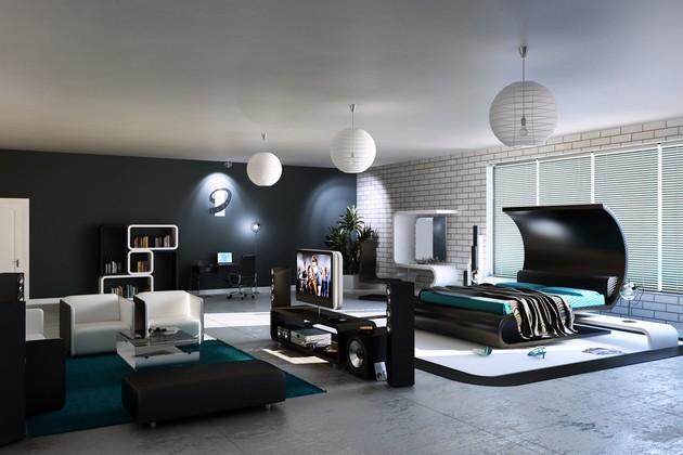 Room Ideas: 40 Modern Bedroom Decor Ideas 40 Modern Bedroom Decor Ideas 40 Modern Bedroom Decor Ideas Room Decor Ideas Modern Bedroom Bedroom Decor Bedroom Ideas Modern Bedroom Ideas Room Ideas for Modern Bedroom 18