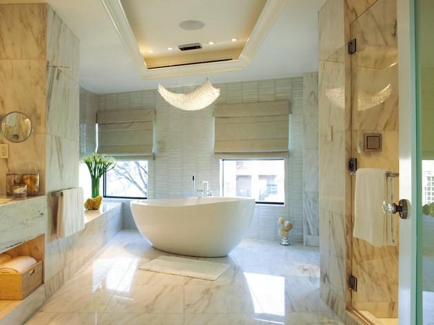 30 Bathroom Ideas: Elegant & Dreamy Spaces 30 bathroom ideas: elegant and dreamy spaces 30 Bathroom Ideas: Elegant and Dreamy Spaces Room Decor Ideas Beautiful Bathrooms Bathroom Design Bathroom Design Ideas Room Ideas Modern Bathroom 10