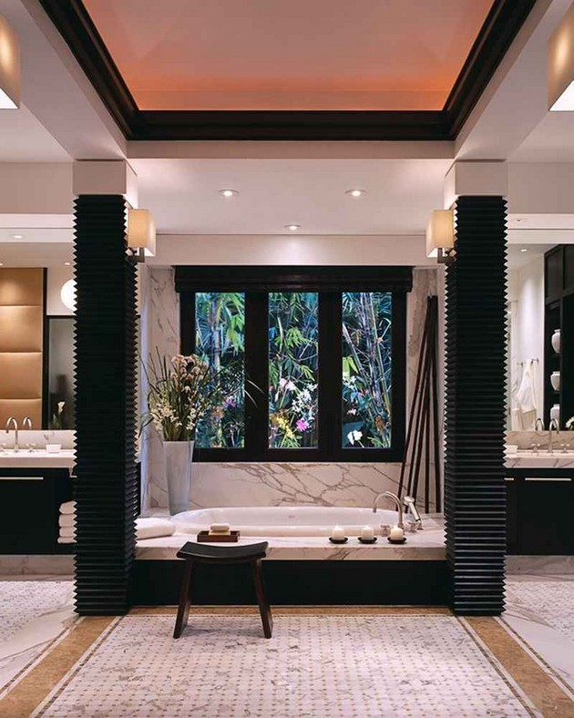 30 Bathroom Ideas: Elegant & Dreamy Spaces 30 bathroom ideas: elegant and dreamy spaces 30 Bathroom Ideas: Elegant and Dreamy Spaces Room Decor Ideas Beautiful Bathrooms Bathroom Design Bathroom Design Ideas Room Ideas Modern Bathroom 20