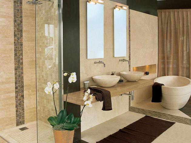 30 Bathroom Ideas: Elegant & Dreamy Spaces 30 bathroom ideas: elegant and dreamy spaces 30 Bathroom Ideas: Elegant and Dreamy Spaces Room Decor Ideas Beautiful Bathrooms Bathroom Design Bathroom Design Ideas Room Ideas Modern Bathroom 25