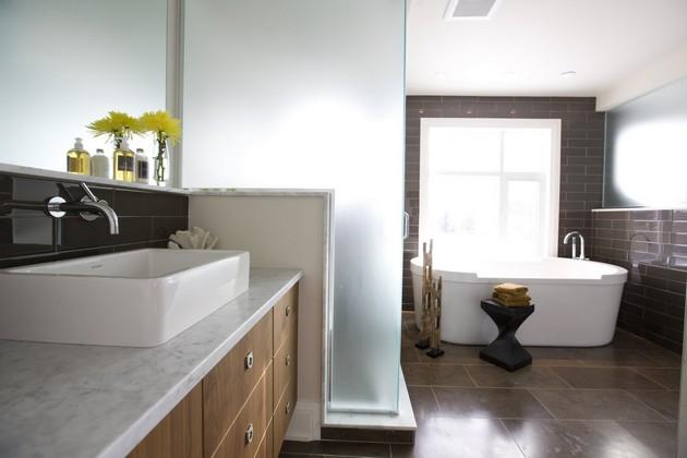 30 Bathroom Ideas: Elegant & Dreamy Spaces 30 bathroom ideas: elegant and dreamy spaces 30 Bathroom Ideas: Elegant and Dreamy Spaces Room Decor Ideas Beautiful Bathrooms Bathroom Design Bathroom Design Ideas Room Ideas Modern Bathroom 32
