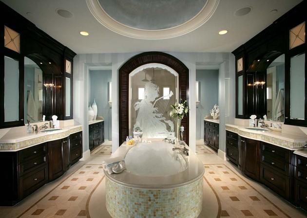30 Bathroom Ideas: Elegant & Dreamy Spaces 30 bathroom ideas: elegant and dreamy spaces 30 Bathroom Ideas: Elegant and Dreamy Spaces Room Decor Ideas Beautiful Bathrooms Bathroom Design Bathroom Design Ideas Room Ideas Modern Bathroom 36
