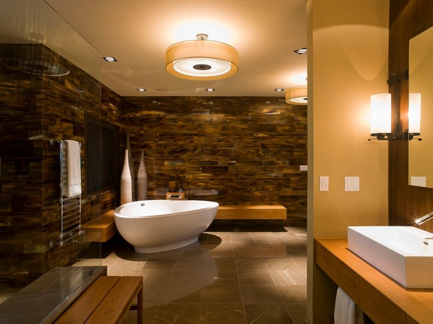 30 Bathroom Ideas: Elegant & Dreamy Spaces 30 bathroom ideas: elegant and dreamy spaces 30 Bathroom Ideas: Elegant and Dreamy Spaces Room Decor Ideas Beautiful Bathrooms Bathroom Design Bathroom Design Ideas Room Ideas Modern Bathroom 40