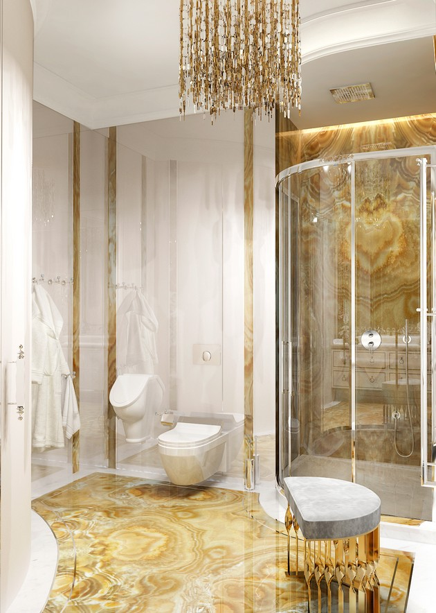 50 Best Bathroom Design Ideas on Beautiful Bathroom Ideas  id=73072