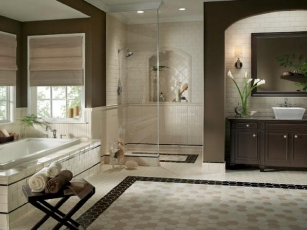 30 Bathroom Ideas: Elegant & Dreamy Spaces 30 bathroom ideas: elegant and dreamy spaces 30 Bathroom Ideas: Elegant and Dreamy Spaces Room Decor Ideas Beautiful Bathrooms Bathroom Design Bathroom Design Ideas Room Ideas Modern Bathroom 6