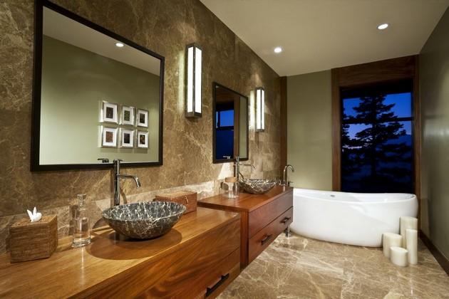 30 Bathroom Ideas: Elegant & Dreamy Spaces 30 bathroom ideas: elegant and dreamy spaces 30 Bathroom Ideas: Elegant and Dreamy Spaces Room Decor Ideas Beautiful Bathrooms Bathroom Design Bathroom Design Ideas Room Ideas Modern Bathroom 7
