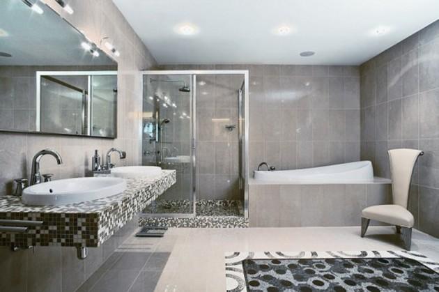 30 Bathroom Ideas: Elegant & Dreamy Spaces 30 bathroom ideas: elegant and dreamy spaces 30 Bathroom Ideas: Elegant and Dreamy Spaces Room Decor Ideas Beautiful Bathrooms Bathroom Design Bathroom Design Ideas Room Ideas Modern Bathroom 8