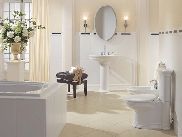 30 Bathroom Ideas: Elegant And Dreamy Spaces