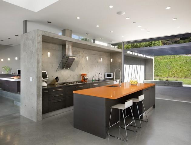 45 Modern Kitchen Room Design for 2015 45 Modern Kitchen Room Design for 2015 Room Decor Ideas Kitchen Room Ideas Modern Kitchen Design Modern Kitchen Kitchen Ideas 33