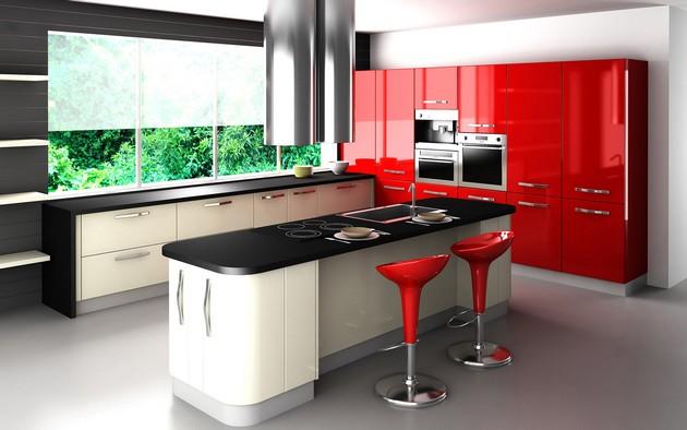 45 Modern Kitchen Room Design for 2015 45 Modern Kitchen Room Design for 2015 Room Decor Ideas Kitchen Room Ideas Modern Kitchen Design Modern Kitchen Kitchen Ideas 37