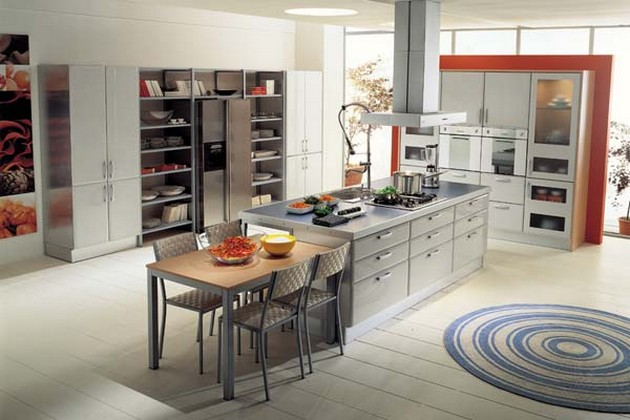 45 Modern Kitchen Room Design for 2015