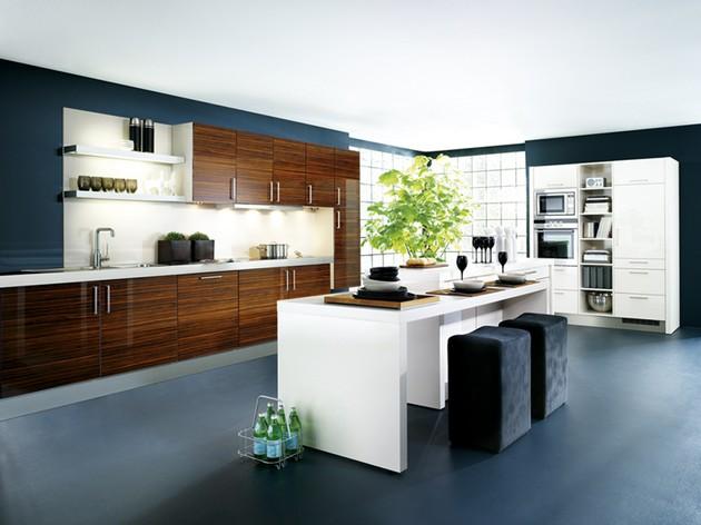 45 Modern Kitchen Room Design for 2015 45 Modern Kitchen Room Design for 2015 Room Decor Ideas Kitchen Room Ideas Modern Kitchen Design Modern Kitchen Kitchen Ideas 6