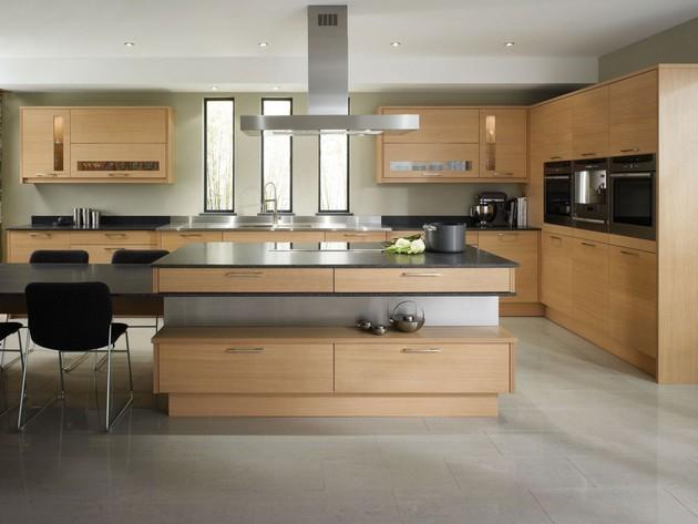 45 Modern Kitchen Room Design for 2015 45 Modern Kitchen Room Design for 2015 Room Decor Ideas Kitchen Room Ideas Modern Kitchen Design Modern Kitchen Kitchen Ideas 7