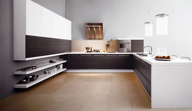 45 Modern Kitchen Room Design for 2015 45 Modern Kitchen Room Design for 2015 Room Decor Ideas Kitchen Room Ideas Modern Kitchen Design Modern Kitchen Kitchen Ideas 8