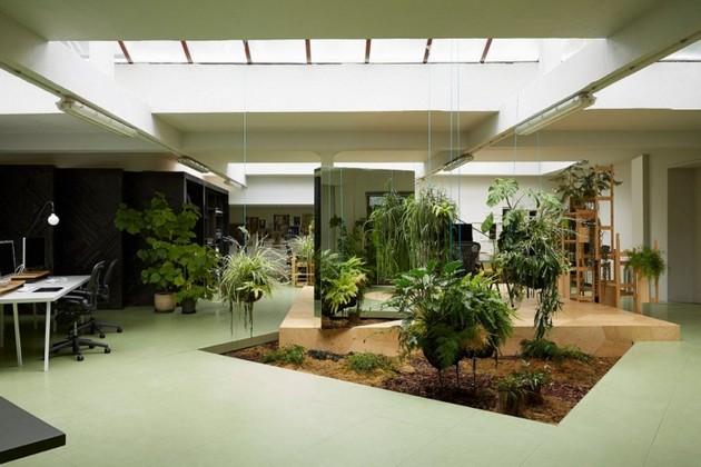 interior garden Garden Ideas: 20 Room Ideas for an Interior Garden Room Decor Ideas Room Ideas Garden Ideas Spring Garden Garden Small Garden Ideas 20