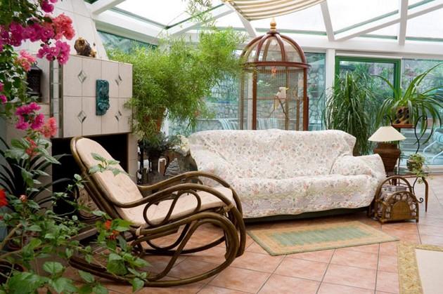 Garden Ideas: 20 Room Ideas for an Interior Garden interior garden Garden Ideas: 20 Room Ideas for an Interior Garden Room Decor Ideas Room Ideas Garden Ideas Spring Garden Garden Small Garden Ideas 23
