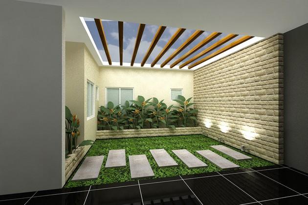 interior garden Garden Ideas: 20 Room Ideas for an Interior Garden Room Decor Ideas Room Ideas Garden Ideas Spring Garden Garden Small Garden Ideas 3