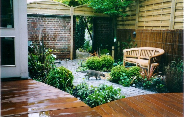 Garden ideas 20 room ideas for an interior garden for Home and garden living room ideas