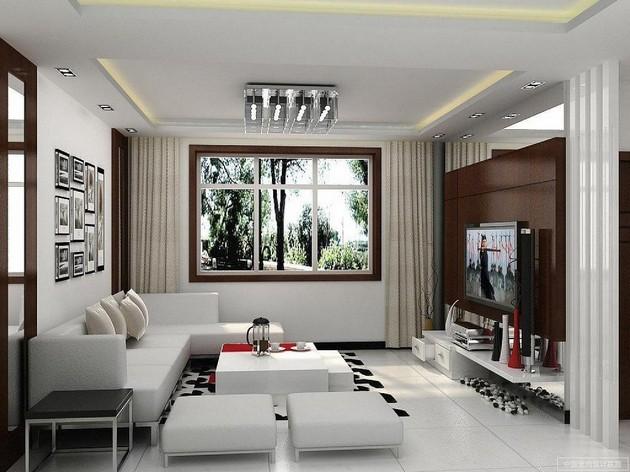 Modern Decoration Living Room Ideas - Visi Build