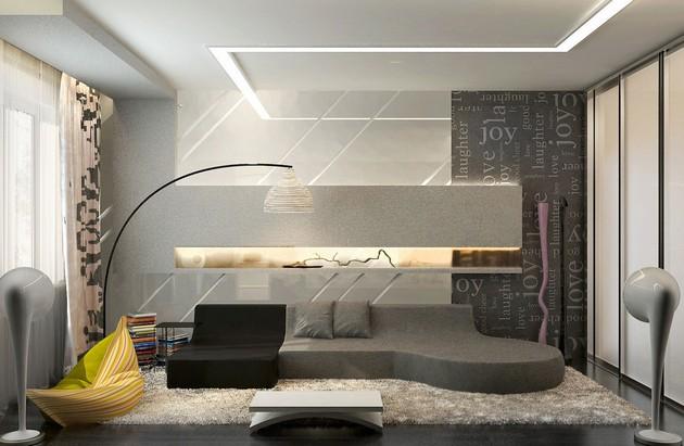 Room Decor Ideas: Top 10 Mirror Design for Living Room