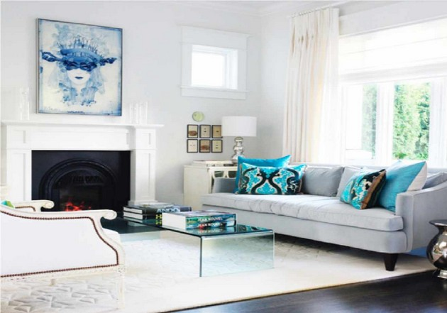 Room Decor Ideas: 35 Beautiful Wallpaper for Living Room