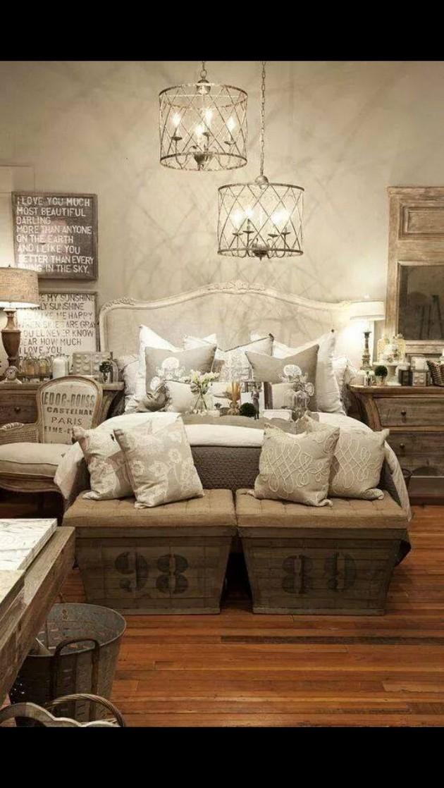 The 50 Best Room Ideas for Vintage Bedroom Designs - Room ...