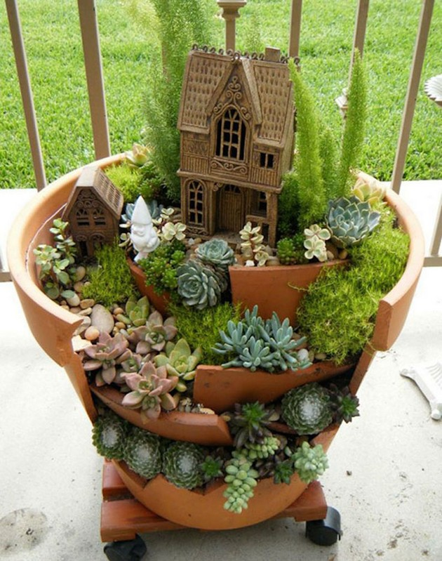 The best diy ideas for garden decoration for Home garden decorations