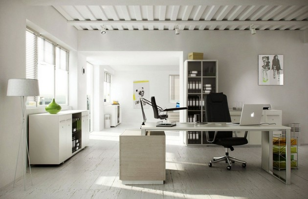 Phenomenal How To Get A Modern Office Room Design Largest Home Design Picture Inspirations Pitcheantrous
