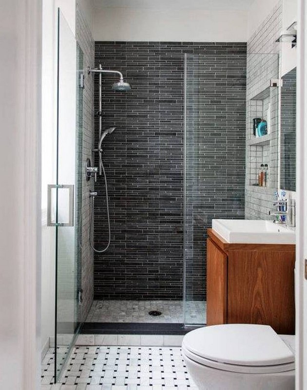 30 Room Ideas for Small Bath Solutions