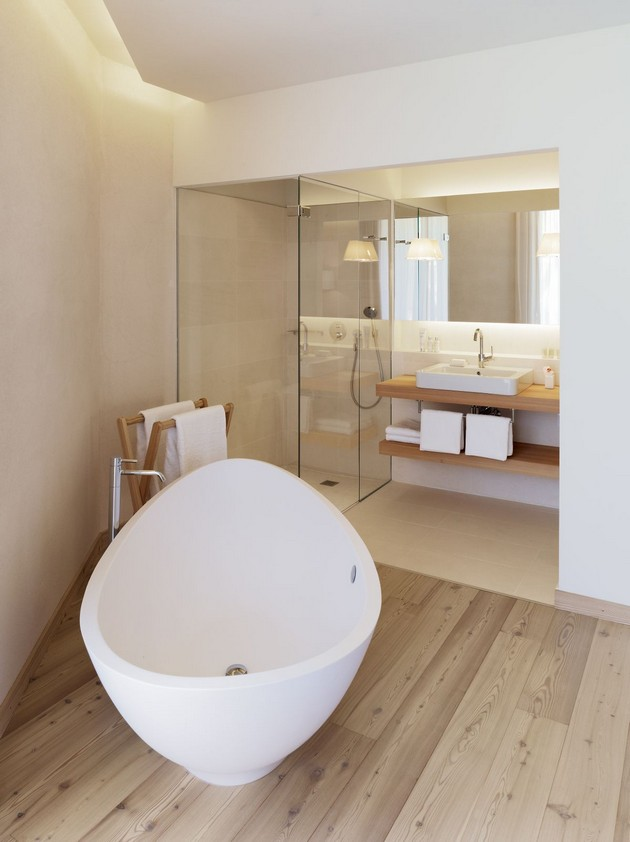 30 Room Ideas for Small Bath Solutions 30 room ideas for small bath solutions 30 Room Ideas for Small Bath Solutions Room Decor Ideas Room Ideas Room Design Small Bathroom Ideas Small Bathroom Designs Small Bathroom Beautiful Bathrooms 7