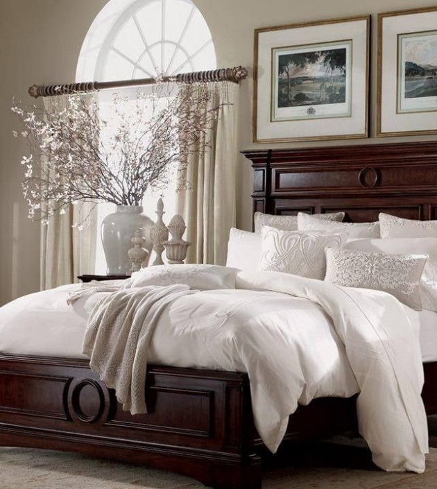The Best Bedroom Ideas with Flowers The Best Bedroom Ideas with Flowers The Best Bedroom Ideas with Flowers Room Decor Ideas Room Design Room Ideas Bedroom Bedroom Ideas Bedroom Flowers Summer Flowers 7 e1437124776853