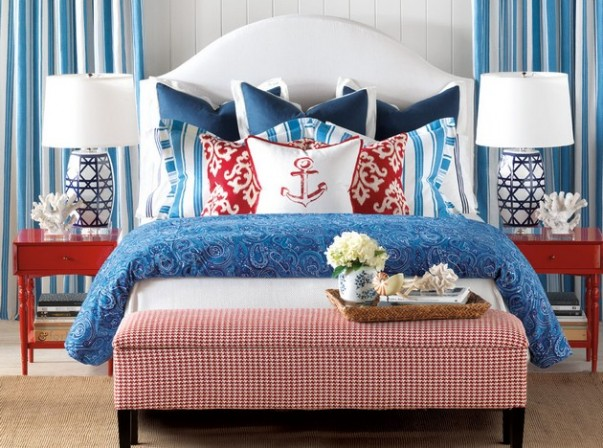 Beautiful Beach Homes Ideas & Examples: Bedroom Ideas Beautiful Beach Homes Ideas and Examples Beautiful Beach Homes Ideas and Examples Room Decor Ideas Room Ideas Room Design Bedroom Bedroom Ideas Bedroom Designs Beach House Bedroom 38 603x448